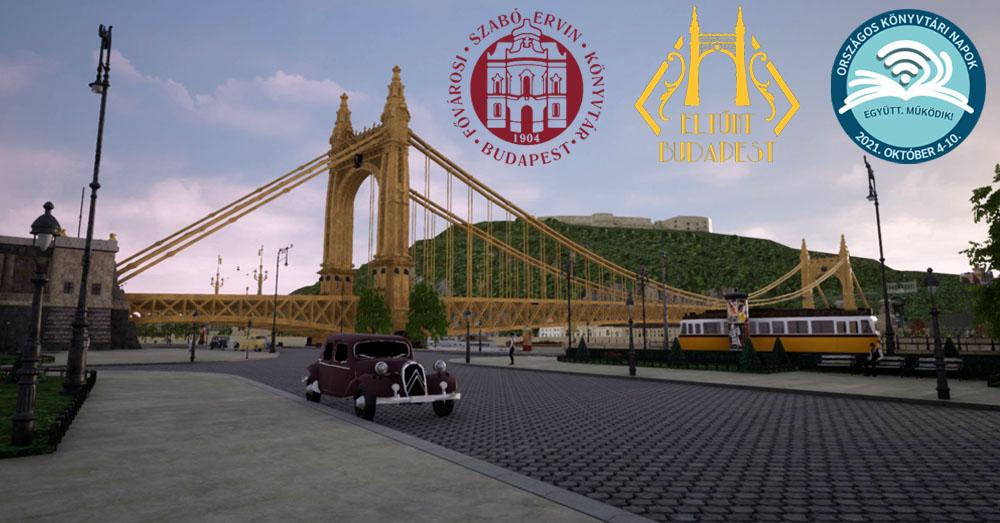 Budapest múltja – a könyvektől a virtuális valóságig