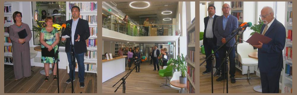 A Körúti Könyvtár avatója