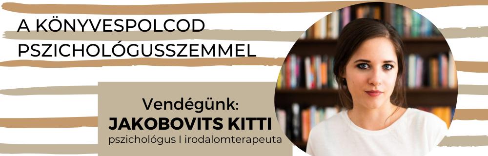 Beszélgetés Jakobovits Kittivel az Országos Könyvtári Napok keretében