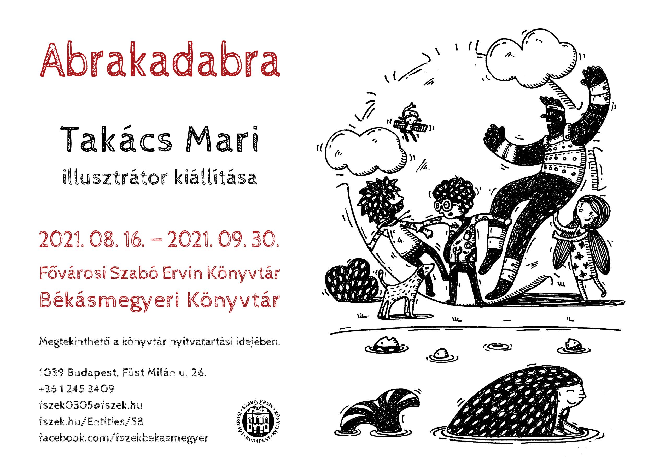 Abrakadabra kiállítás